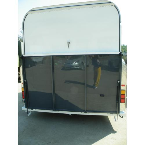 Angle Load Three Horse Trailer Standard Model