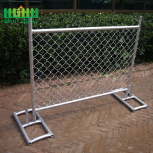 Cheap Galvanized Chain link Temporary Fence Panels