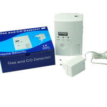 Household Security Natural Gas co Detector
