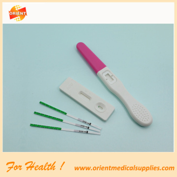 HCG Pregnancy test strips, 3.0mm