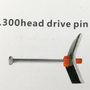 .300 Head Diameter Drive Pin For Powder Tools