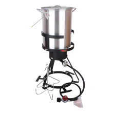 Propane outdoor turkey fryer burner