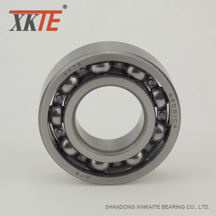 Ball Bearing For Mining Conveyor UHMWPE Idler Roller