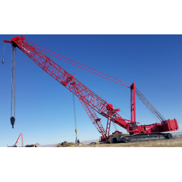 Lattice Boom Crane with Excellent Performance