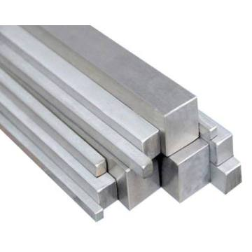 Aluminium extrusion square bar 7005 T6