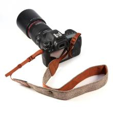 Universal Adjustable Cotton Leather Camera Shoulder Neck Strap Belt for Nikon SLR Cameras Strap Accessories Part