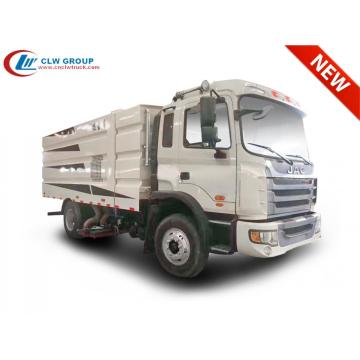 Brand New JAC medium sweeper truck for sale