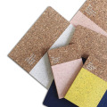 Natural Cork Fabric Textile Leather for Office Goods