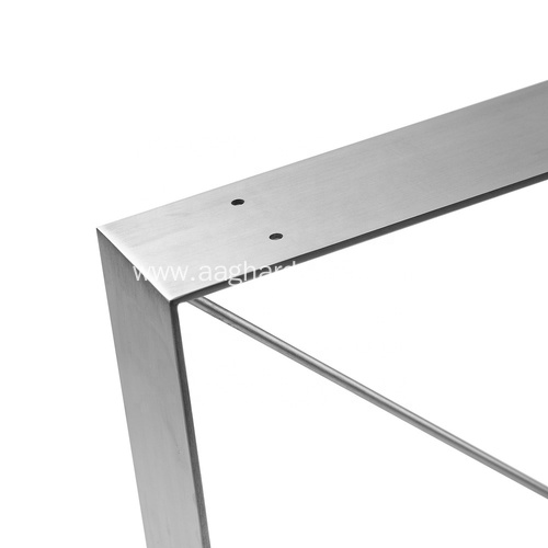 Stainless Steel Furniture Coffee Dinning Table Leg