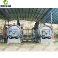 Portable Plastic Recycling  Equipment to Petrol Machine Price for Sale