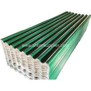 MGO Anti-corrosion Insulated Fireproof Roofing Sheet
