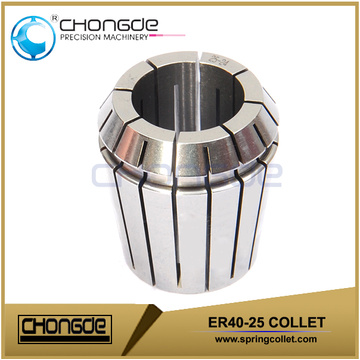 "ER40 25mm 0.984"" Ultra Precision ER Collet"