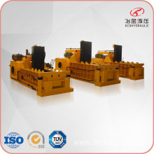 Hydraulic Forward-out Aluminum Cans Baling Machine