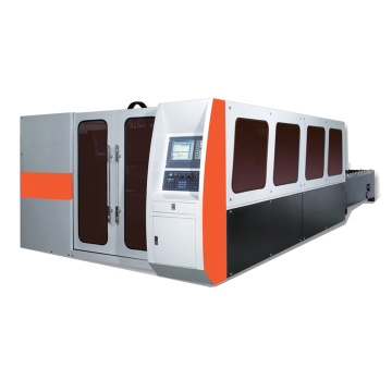 Low Price CNC Automatic Iron Laser Cutting Machine