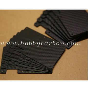 Custom carbon fiber Slim Blocking Wallet