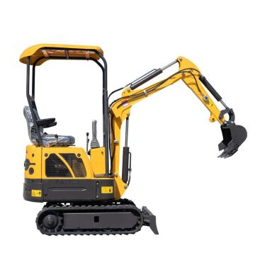 mini crawler type tree digger XN08