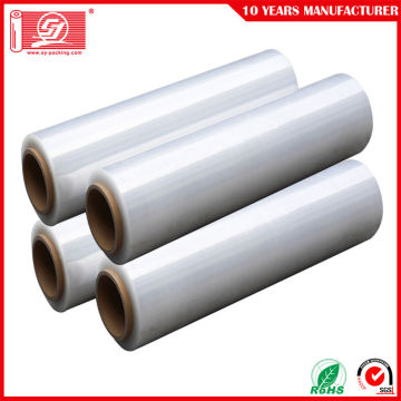 100% Pure LLDPE Material for Machine Stretch Film