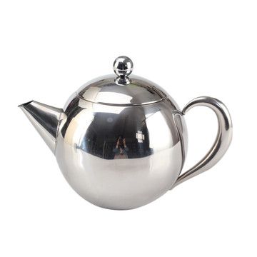 Restaurant Stainless Steel Tea Kettle with Infuser