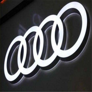 CNC Router Cut LED Embedded Acrylic Letters