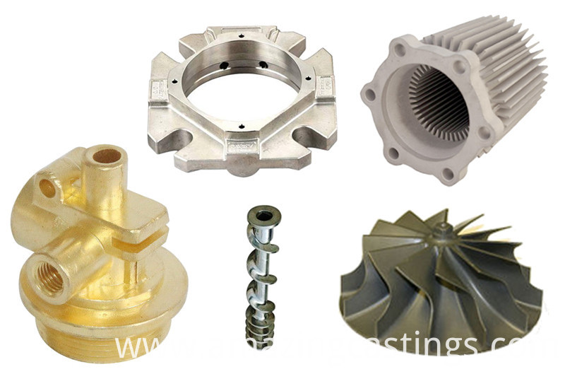 Precision Investment Casting Lost Wax Die Casting