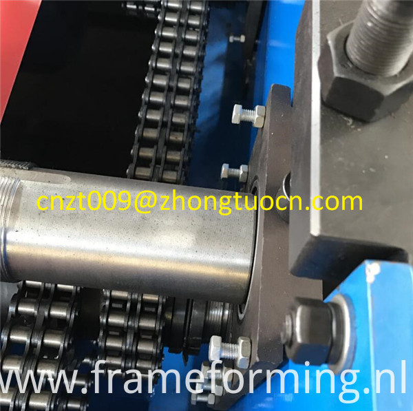 roof tile roll forming machine 11