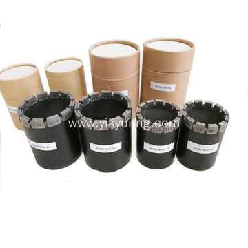 HQPQ Hard Rock Impregnated Diamond Drill Core Bit