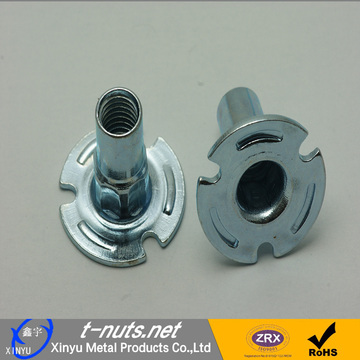 Zinc Plated Carbon Steel Pallet Nuts