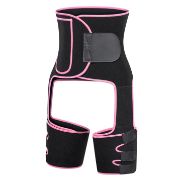 Neoprene Sweaty High Waist Adjustable Thigh Trimmer