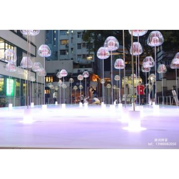 Outdoor Bubble Ball Lights