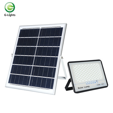 Aluminum ip67 SMD outdoor 50-300w led solar floodlight