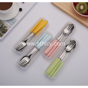 400 3 Piece Stainless Steel Flatware Set