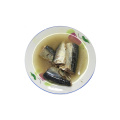 Chinese Canned Mackerel Tin Fish In Vegetable Oil