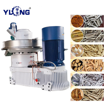 Biomass Bamboo Waste Pellet Making Machine