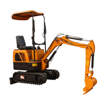 0.025M3 Bucket Micro Crawler 0.8 Ton Diesel China Cheap Mini Excavator For Sale