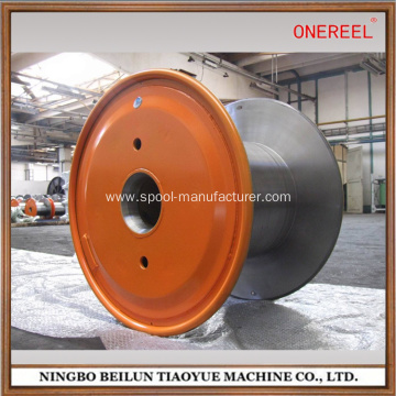 double flange pressed steel drum