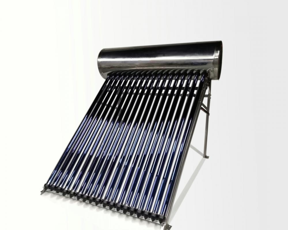 Pressurized solar water heater 300L