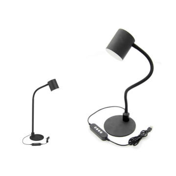 LED Study Table Light Reading Table Lamps Black