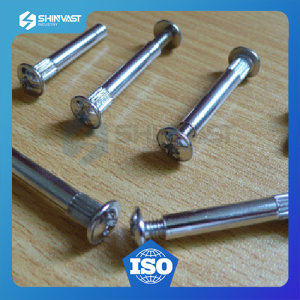 Customized countersunk fastening screw