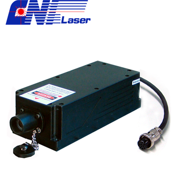 523.5nm solid state green low noise laser
