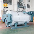 Horizontal Packaged Gas Fired Hot Water Boiler ASME