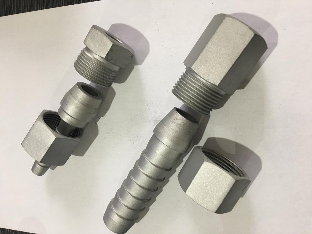 Cnc Machining Hardware Joint Thread Union