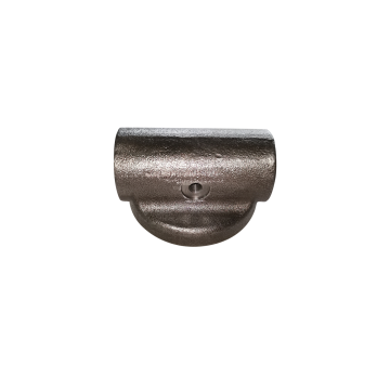 Integrated Forged Steel Hydraulic Cylinder End Cap