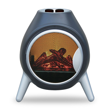 Tabletop Fireplace Heater fan