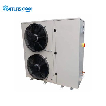 Cold room walk in freezer compressor condensing unit
