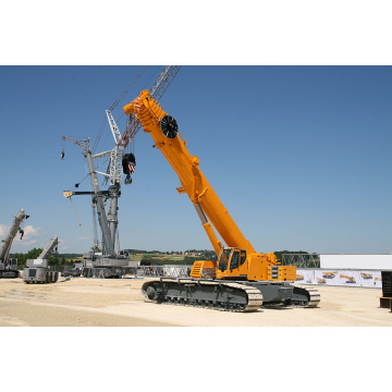 Safe Opertion Equipment Crawler Telescopic Crane