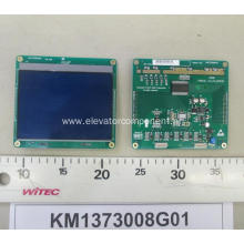 KONE Duplex Elevator LCD Display Board KM1373008G01