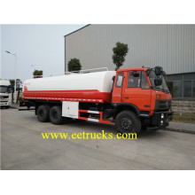 10 Wheel Dongfeng Washing Fluid Tank Trucks