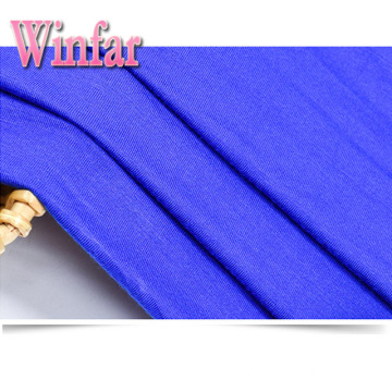 Viscose Spandex Jersey Knit Reactive Dyeing Rayon Fabric