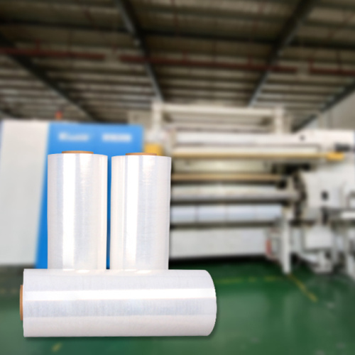 Machine pallet wrap plastic wrap film packaging