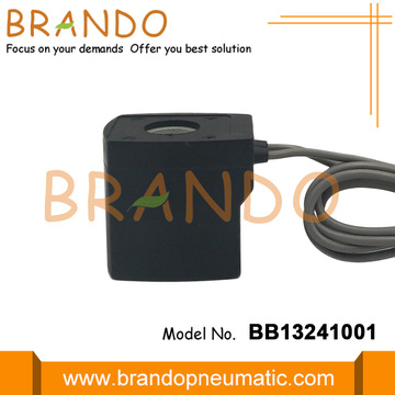 13.5mm Hole Size Pulse Valve Solenoid Coil